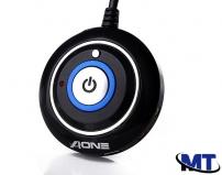 NÚT NGUỒN AONE CÓ ĐÈN LED--AUDIO-USB--CHO PHÒNG GAME