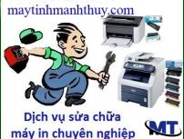 Sửa chữa máy in tại nhà ở Cẩm Khê